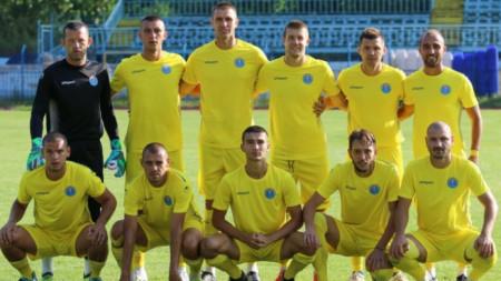 Марица (Пловдив) с победно завръщане във Втора лига