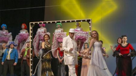 Фрагмент от представлението