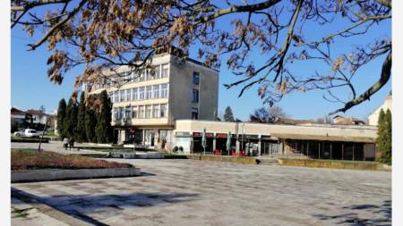 село Баница