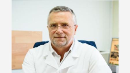 Проф. д-р Вилиян Платиканов, д.м.
