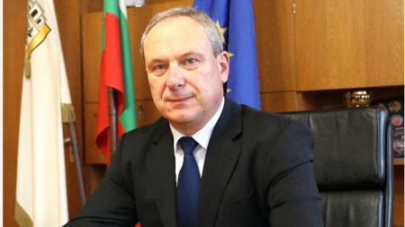 Дарин Димитров - кмет на Търговище