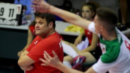 Мартин Стоев и юношите до 18 години ще играят на финалите.