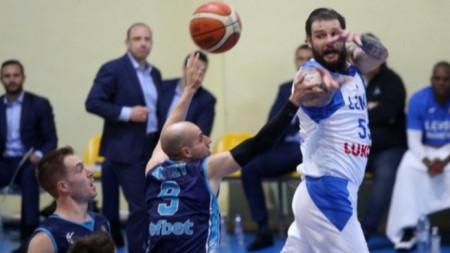 Победи за Левски Лукойл и Балкан