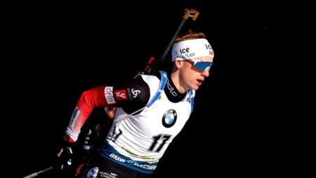 Младият баща Йоханес Тингнес Бьо се завърна с победа.