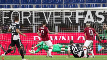 Сезонът в Италия завърши с над 1100 отбелязани гола.