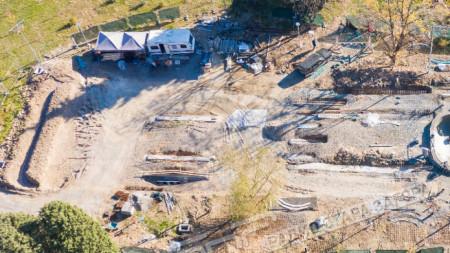 Договорът за строителството на скейт парка е подписан в края на миналата година, а срокът за изпълнението му беше 90 дни