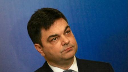 Иво Димов, кмет на Димитровград