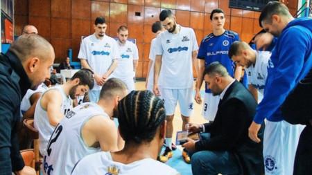 Черноморец нанесе тежка загуба на Левски Лукойл