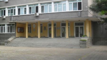 Гимназията по електроника в Горна Оряховица