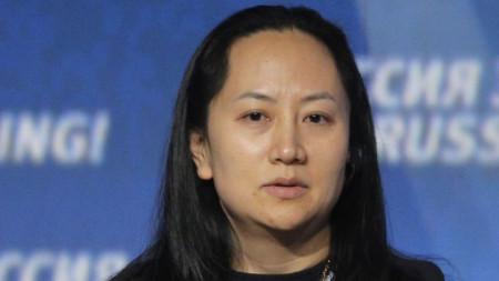 Мън Ванчжоу бе задържана на 1 декември във Ванкувър.