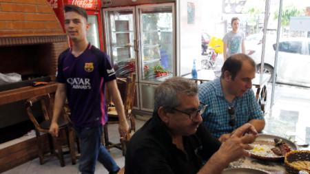 Ресторант в Техеран - 26 май 2020 г.