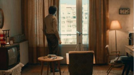 """Кадър от филма """"Може би утре"""". Режисьор Мартин Илиев"""