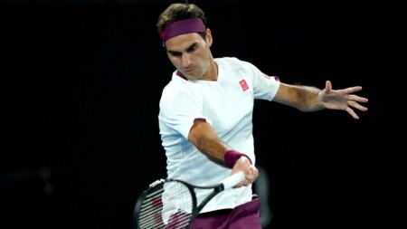 Федерер спечели победа №101 в Мелбърн.