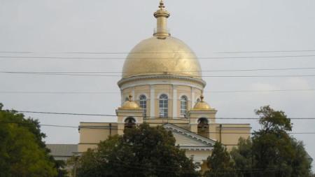 Болград – кафедральный храм Святого Преображения Господня