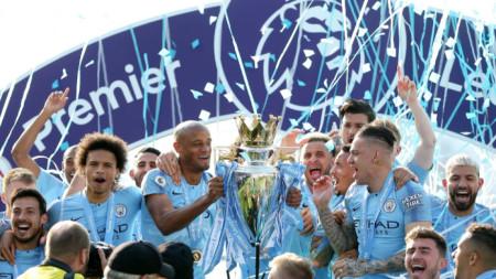 Манчестър Сити може да не играе в Шампионската лига следващия сезон.