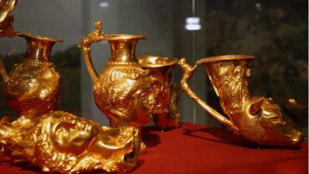 Panagürişte Altın Hazinesi