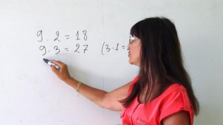От мениджър до учител по програмата