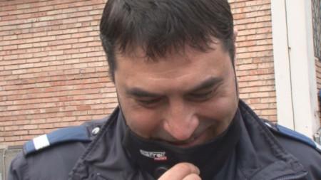 Младший полицейский инспектор Милен Райков