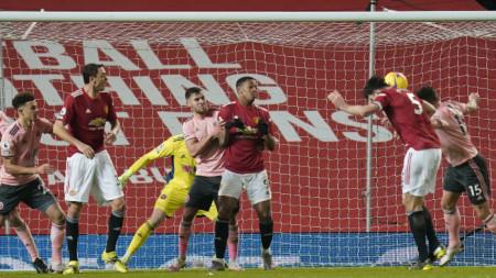 Последният в класирането Шефилд Юнайтед победи като гост Манчестър Юнайтед
