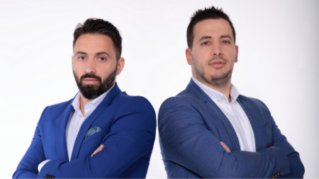 Пламен Попов и Ясар Маркос