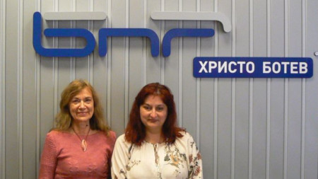 Елисавета Шапкарева и Мария Бранкова