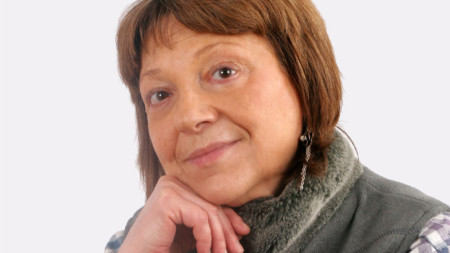 Актрисата Клара Армандова