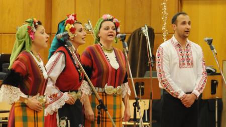 Николай Урумов с трио Вечерница