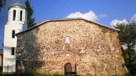 "Храмът "" Свети Никола"" в село Обидим"