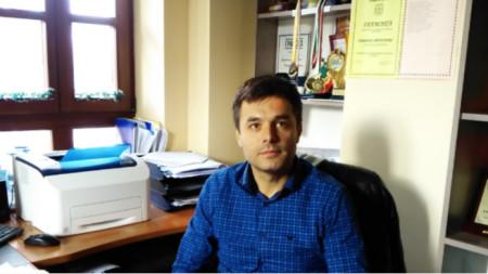 Кристиян Димитров - директор на дирекция