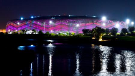 Стадионът в град Едюкейшън Сити ще бъде един от домакините на турнира.