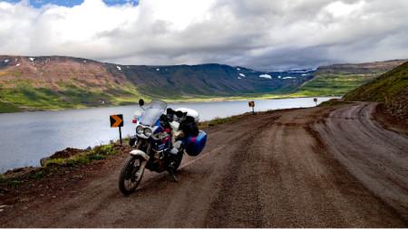 Пейзаж от Исландия
