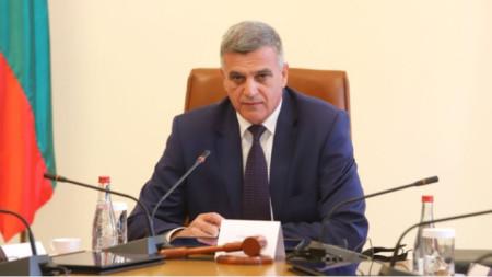 Stefan Yanev