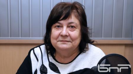проф. д-р Луливера Кръстева
