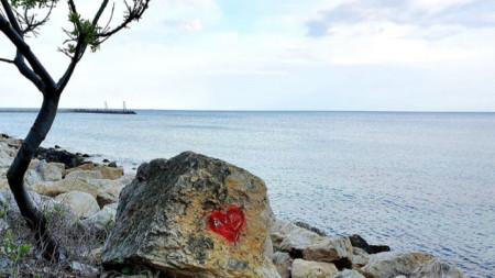 Варна, Крайбрежната алея