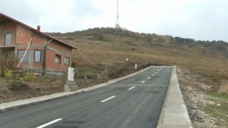 Улицата, която свършва в полето