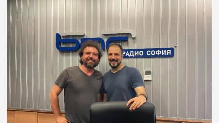 Петър Дундаков и  Асен Терзиев