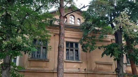 Старата митрополия във Велико Търново