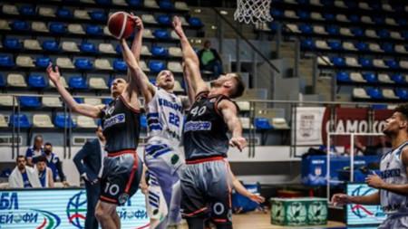 Рилски спортист - Академик (Пловдив) 89:84