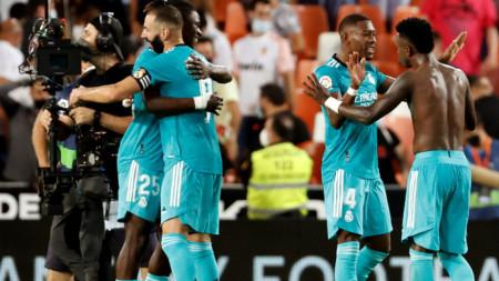 Валенсия- Реал Мадрид