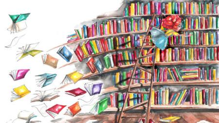Автор на илюстрацията: Милена Радева