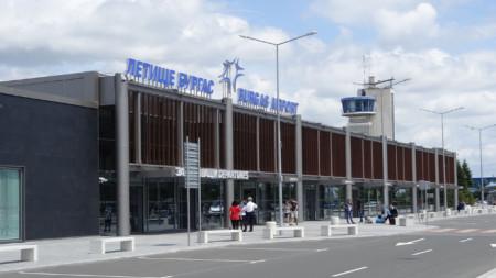 Flughafen Burgas