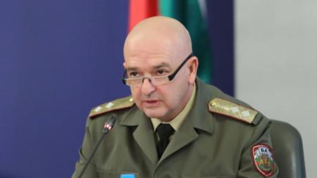 Ген. проф. Венцислав Мутафчийски
