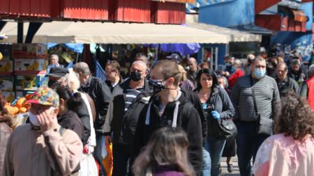 Женски пазар в София