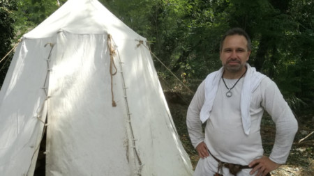 Ясен Ненков, ръководител на сдружение