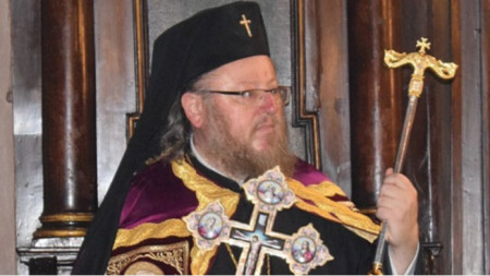 Митрополит Свети Наум