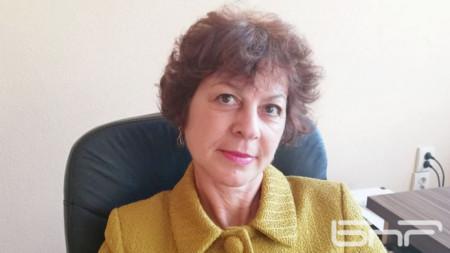Доц. д-р Магдалена Николова