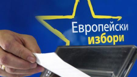 Резултат с изображение за Европейски Избори