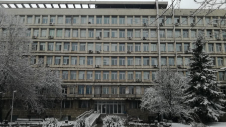 Великотърновската болница