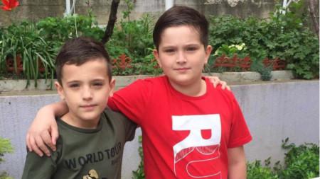 Антонио и Евгени Гъркови