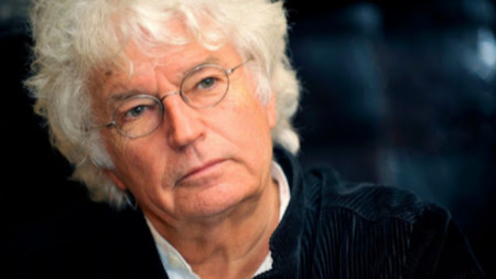 French film director Jean-Jacques Annaud